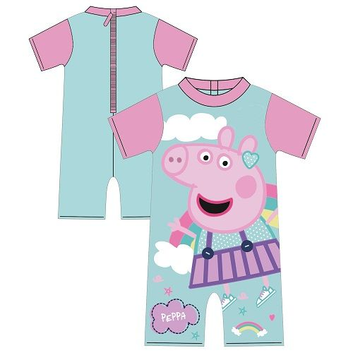 Peppa Pig UV Sunsuit UPF 50+