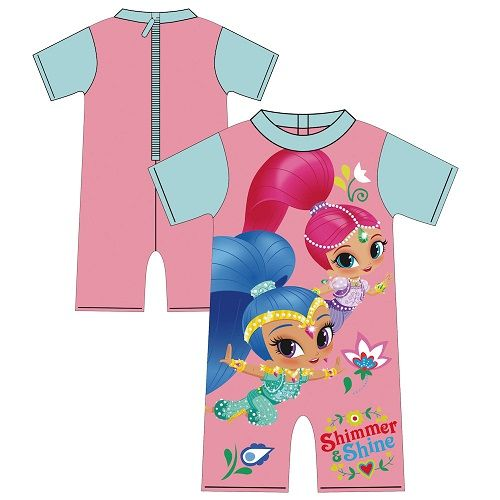 Shimmer & Shine UV Sunsuit UPF 50+